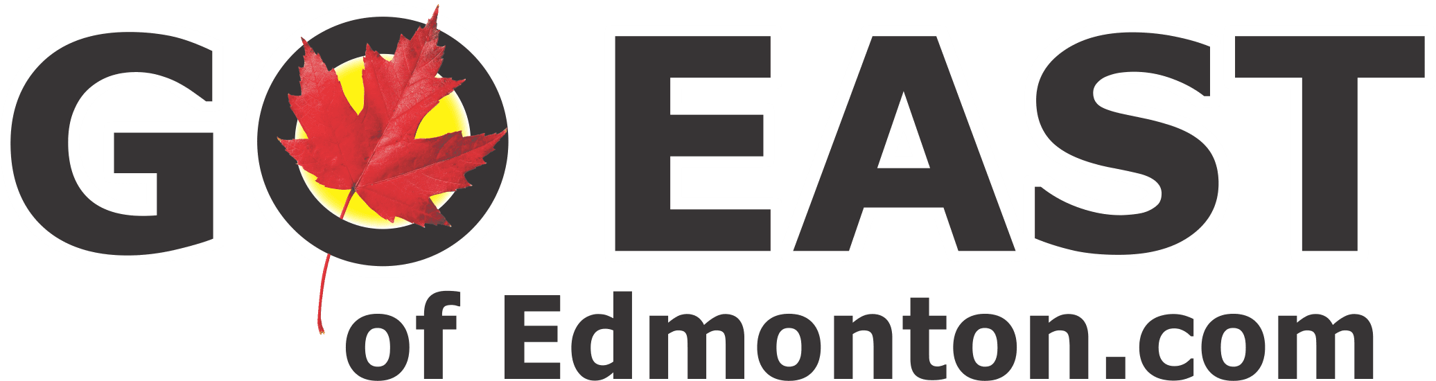 Go East of Edmonton