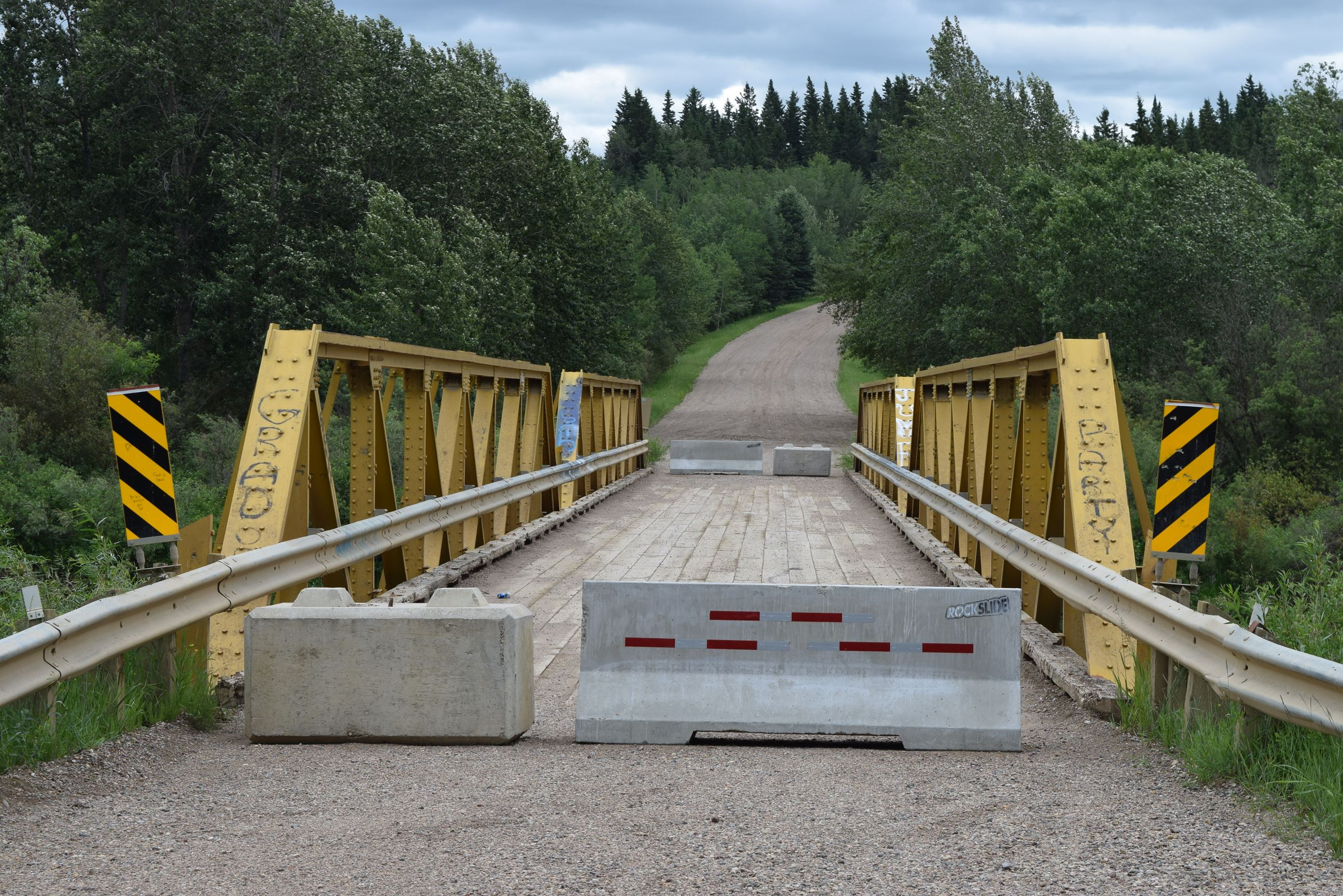 Media Release Lessard Bridge