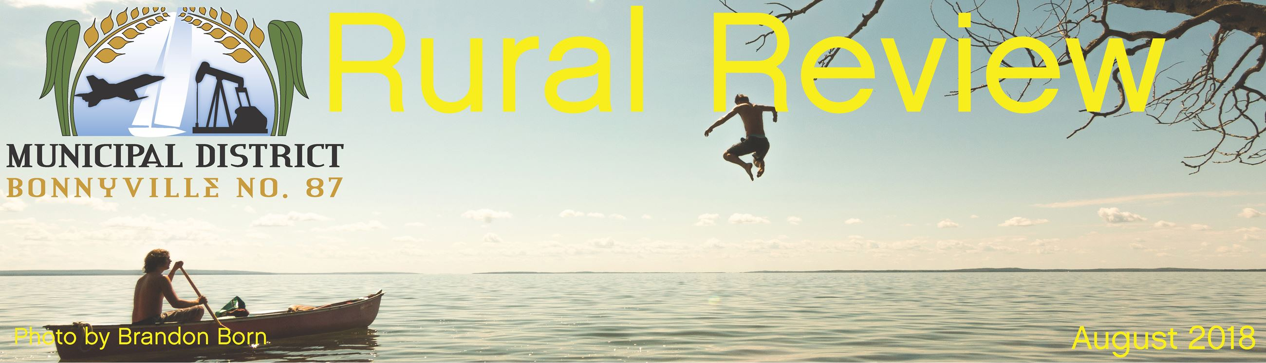 Rural Review August Front