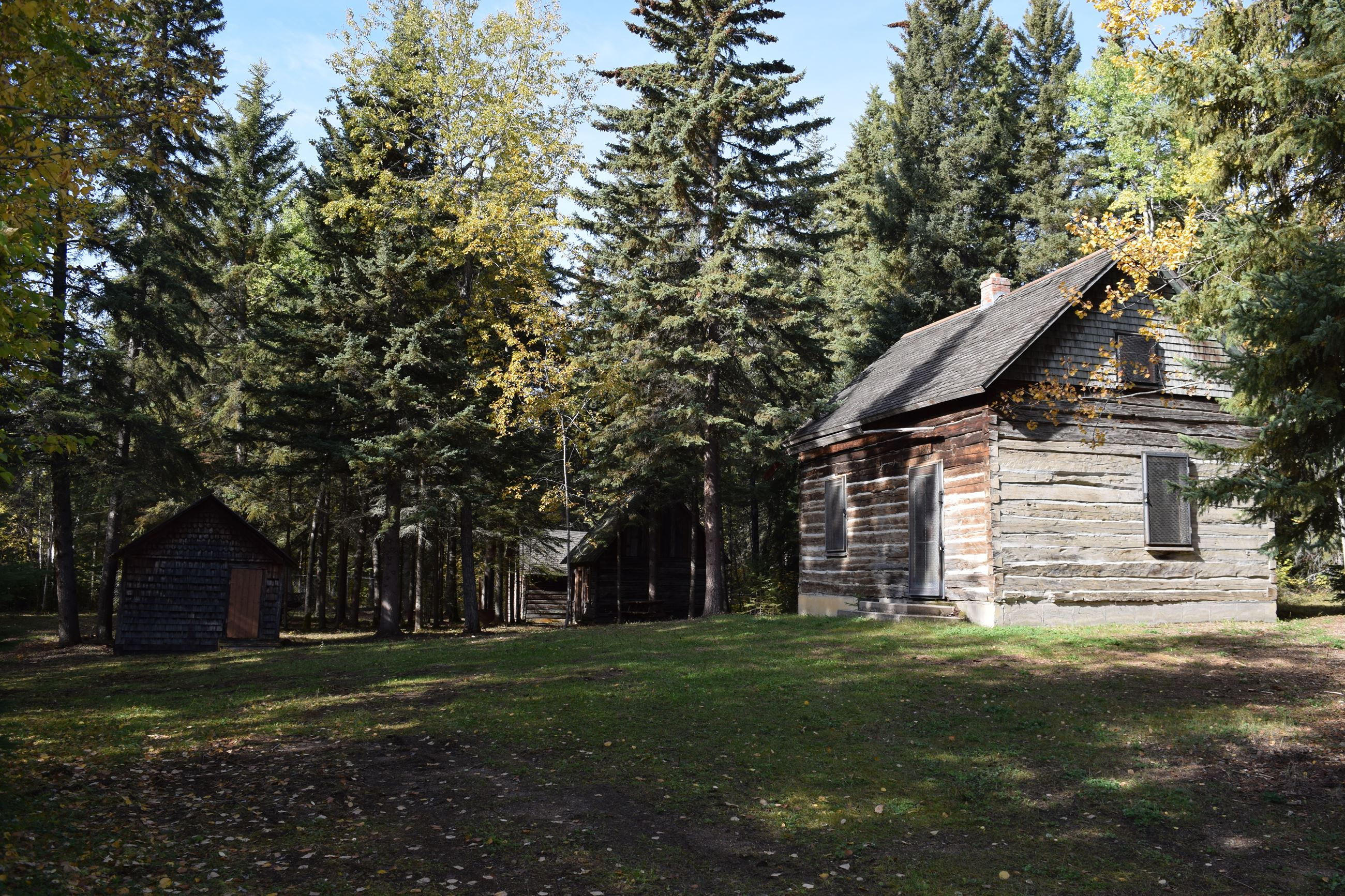 Cold Lake Homestead Museum